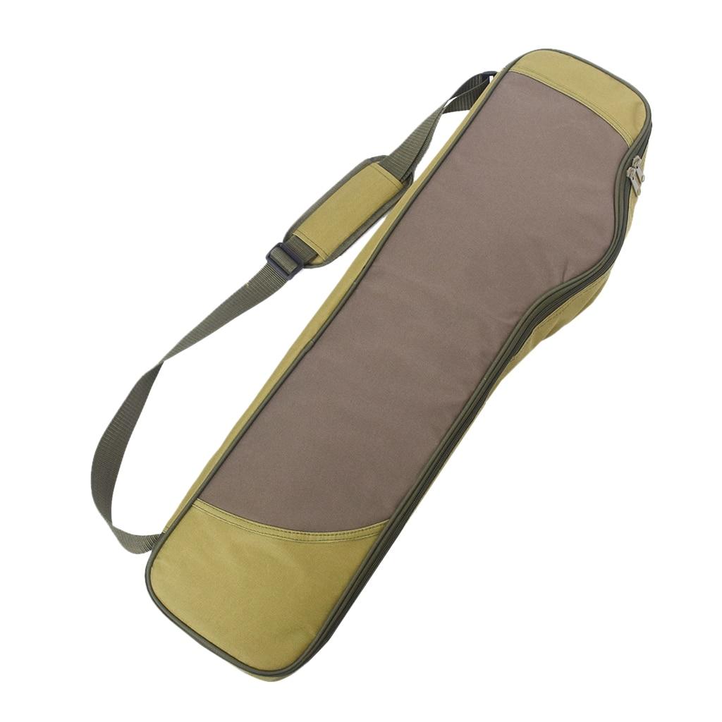 600d oxford portatil a prova dwaterproof agua vara de pesca saco de armazenamento portador caso 80cm