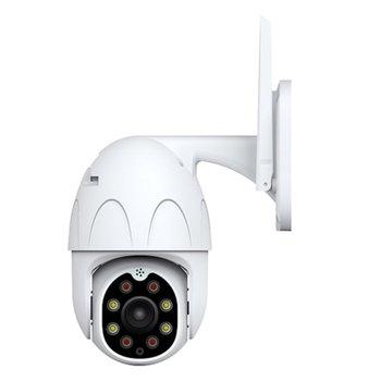 1080P Security Camera WIFI Outdoor PTZ Speed Dome Wireless IP Camera CCTV PanTilt 360 degree Surveillance Two Way  Night Vision