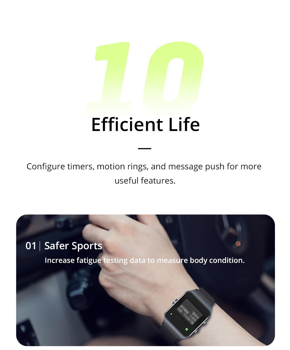 Dropshipping Makibes BR3 Strava Smartwatch Men Built-in GPS Smart Watch IP68 Waterproof Fitness Tracker Heart Rate Monitor Watch (1)