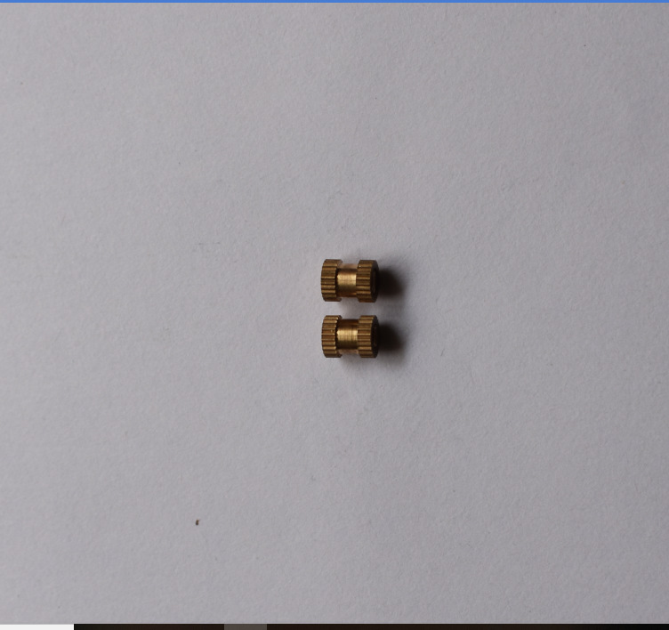 Nut Copper Nut Mold Plastics Nut Inlaid Nut Customizable Nut
