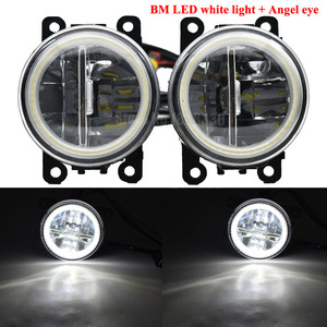 Image 2 - 1pair Car Fog Light Angel eye Daytime Running Light 12V For Opel Corsa D Hatchback 2007 2008 2009 2010 2011 2012 2013 2014 2015