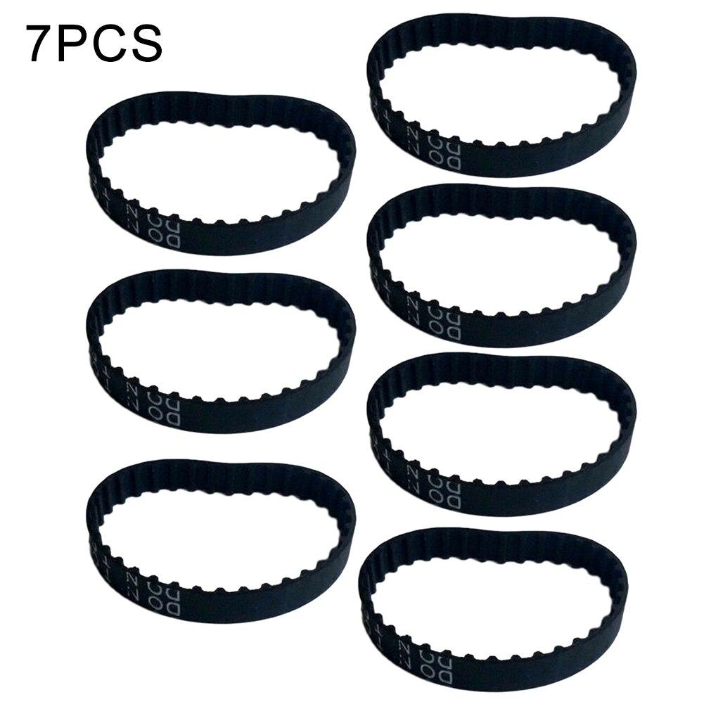 2/4/7/10pcs Planer Belt 70XL Fit For Black& Decker 7696 Type 1 Type 2 Type 3 Trapezoidal Tooth Planer Belt