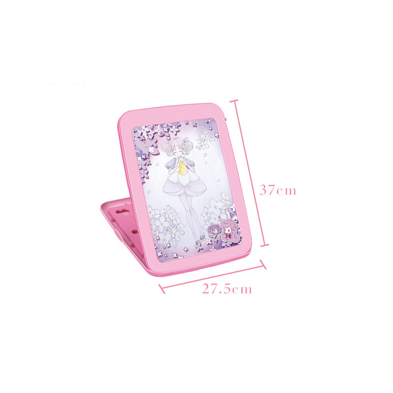 Toys New Style Magic Graphics Tablet Early Education Sketchpad Children Coloured Drawing Writing Board Baby GIRL'S 3-7-Year-Old