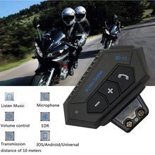 Шлем наушники bluetooth мотоциклетная гарнитура домофон Мотор