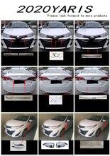 Pegatina de decoración para carrocería de coche, accesorios para coche, Toyota yaris /vios 2019 2020