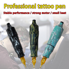 Tattoo-Pen Needles-Machine Permanent Small Makeup Eyebrow Lips-Cartridges Strong-Motor