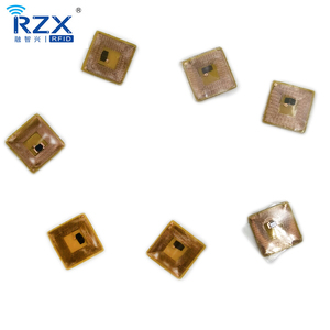 10pcs Programmable 5*5mm Micro FPC NFC Ntag213 RFID Tag Sticker with 1mm reading range