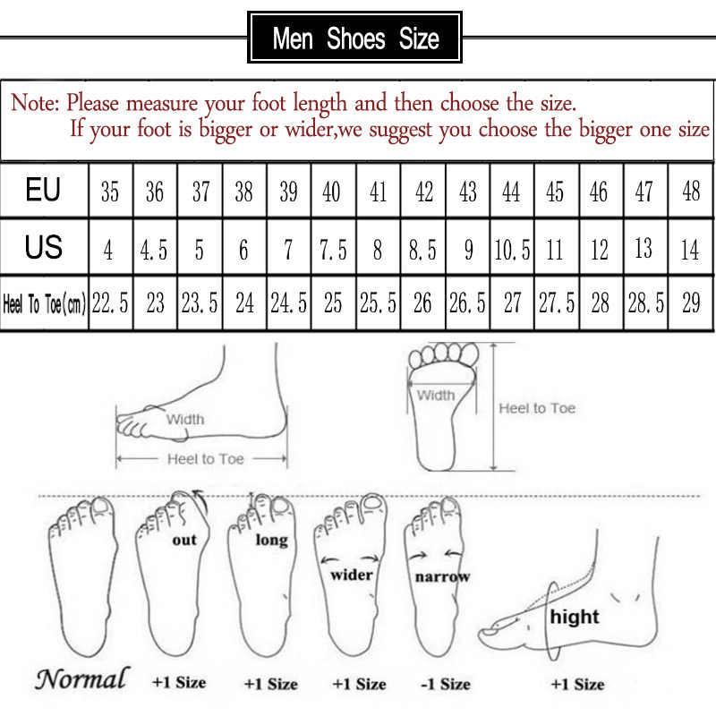 Nam Giày Plus Size 35-47 Người Tình Mùa Đông Giày Cho Nam Ủng Chaussure Homme Mắt Cá Chân Giày Mùa Đông giày Nam