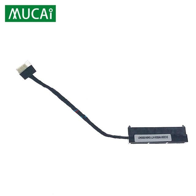 สายเคเบิล HDD สำหรับ HP Pavilion X360 11 N แล็ปท็อป SATA Hard Drive HDD Connector สายเคเบิล Flex DC02001W500
