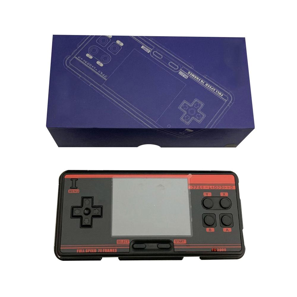 cheapest Retro Miniature Arcade Game Console Portable Handheld Game Machine 3inch Screen Dual Wired Joysticks Gamepads 360 Games for Kids