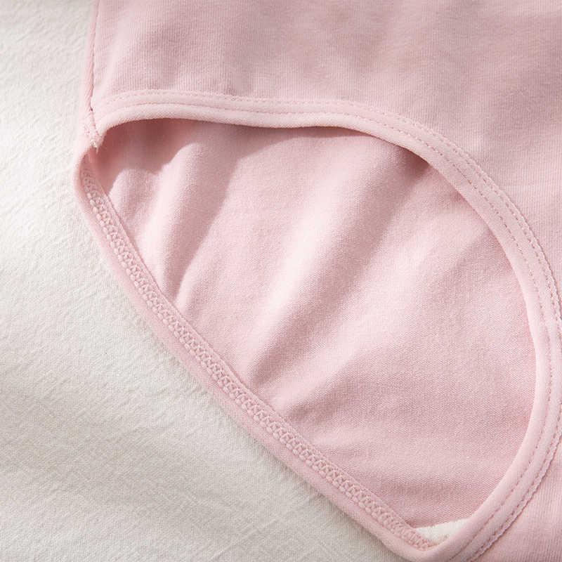 3 قطعة/الوحدة النساء سراويل سلس الملابس الداخلية القطن ملخصات مجموعة مثير السراويل الملابس الداخلية الإناث سراويل للفتيات ثونغ العشير # F