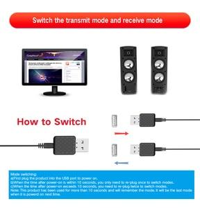 Image 4 - Vikefon bluetooth 5.0オーディオレシーバートランスミッターミニステレオbluetooth aux rca usb 3.5ミリメートルジャックテレビpc用カーキットワイヤレスアダプタ