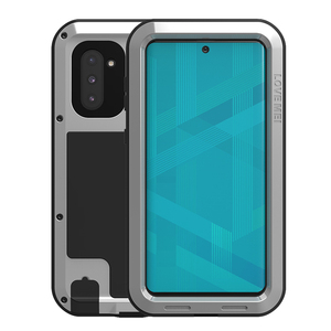 Image 5 - Love Mei Metal Case For Samsung Galaxy Note 10 Plus Shockproof Phone Cover For Samsung Note 10 Coque Rugged Armor Anti Fall Case