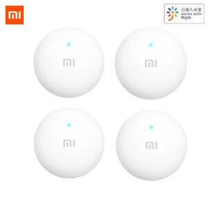 Image 1 - Xiaomi مستشعر غمر الماء اللاسلكي ، كاشف تسرب مياه الفيضانات ، تطبيق مقاوم للماء ، جهاز التحكم عن بعد ، يعمل مع تطبيق Mijia ، جديد لعام 2020
