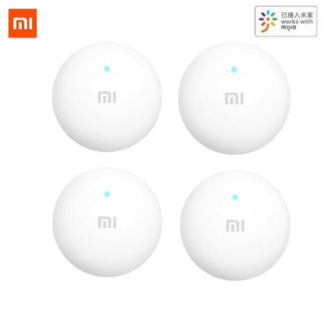 Xiaomi مستشعر غمر الماء اللاسلكي ، كاشف تسرب مياه الفيضانات ، تطبيق مقاوم للماء ، جهاز التحكم عن بعد ، يعمل مع تطبيق Mijia ، جديد لعام 2020