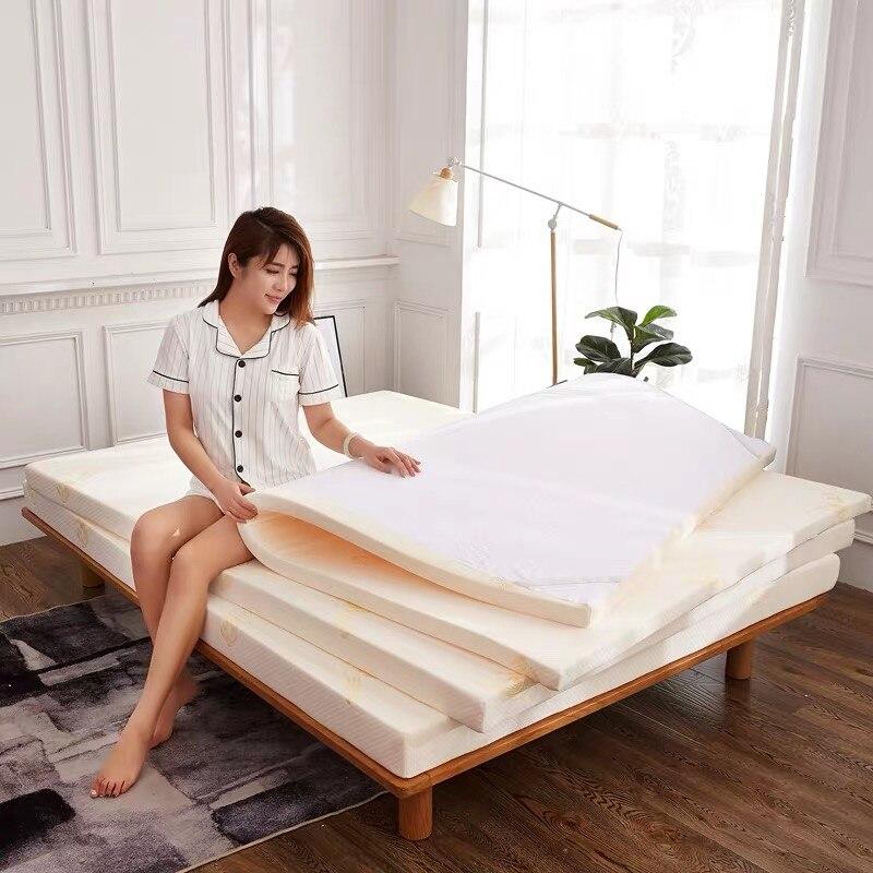 Vescovo Sponge Tatami Foam Mattress Topper Bed Student Single