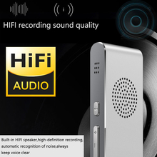 Kebidumei Smart instantanée voix en temps réel T8 + multi langues traducteur Portable 40 + langue traduction traducteur vocal