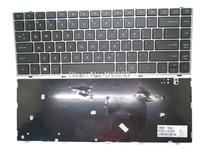 HP 4340S 4341S 용 노트북 키보드 SG-45730-XUA 90.4RS07.L01 701278-001 684252-001 회색 프레임 검정 미국