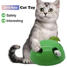Get more info on the Pop Play Interactive Cat Toys Automatic Cat Exercise Teaser Toy Random Rotating Tease Cat Toy Pet Kitten Toys For Entertainment