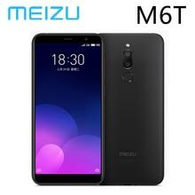 MEIZU M6T Smartphone 4G RAM 32G ROM 5 7   Full Screen ndroid 7 0 Mediatek MT6750 Mobile Phones Global Version