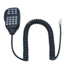 HM 133 mikrofon ręczny mikrofon na ramię dla Icom Radio IC 207H IC 880H IC 2820H IC E282 HM 133 RJ 45 IC 2725E IC 2800H IC 2820H