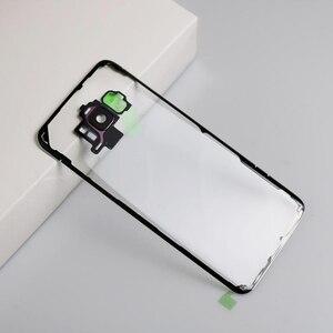 Image 3 - עבור Samsung S8 S8 בתוספת ברור סוללה שיכון כיסוי דלת אחורית מקרה החלפה לסמסונג גלקסי S8 S8 + סוללה כיסוי מקרה