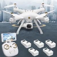 Dual GPS Drone Mit Kamera HD Quadcopter ESC weitwinkel Kamera Flugbahn flug Schwerkraft Sensor Surround Flug Hubschrauber Eders