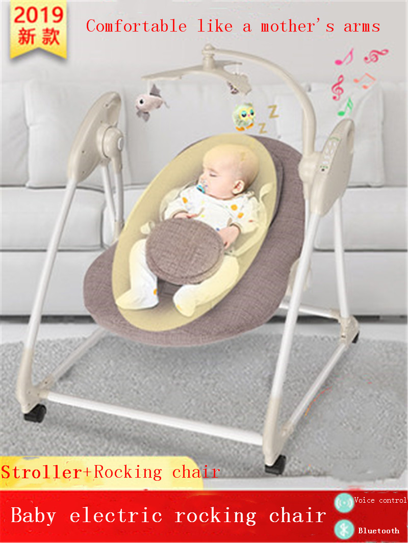 Baby Rocking Chair With Baby Sleepy Appease Rocking Chair Baby