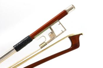 Violin bow 4/4 Brazilwood Great Balance AAA HorseTail Violin Accessories parts