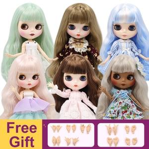Image 1 - ICY Factory Muñeca Blyth de cuerpo articulado para niñas, juguete BJD de 30cm, 1/6, regalo para niñas, oferta especial