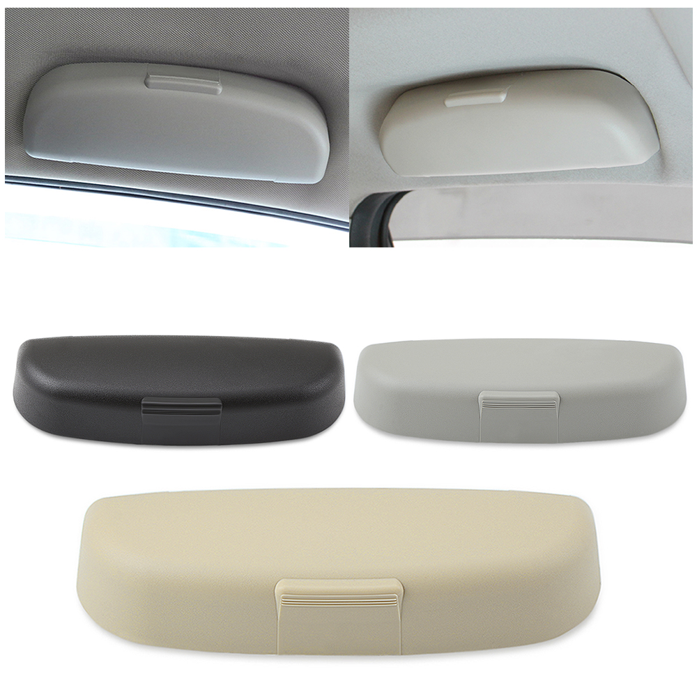 Car Glasses Box Case Holder For Volvo S40 S60 S80 S90 S40 XC60 XC90 V40 V60 V90 C30 XC40 XC70 V70-in Car Stickers from Automobiles & Motorcycles