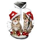 Christmas Cat Animal...