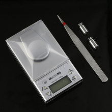 10g/0.001g Milligram Precision Digital Jewelry Diamond Scale Weight Balance Gram Drop Ship Support(China)
