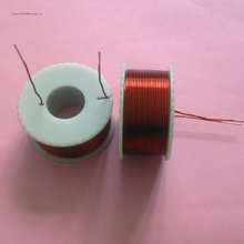 Inductance Coil 2MH 1.8MH 1.7MH 1.6MH 1.5MH 0.8MM Wire Diameter Hollow Skeleton Inductor