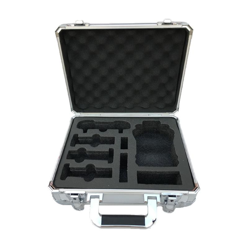 hubsan zino h117s caso de aluminio rc drone quadcopter caixa armazenamento protetora bolsa caso com eva