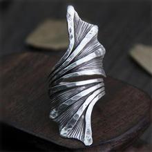 Античные тайские серебряные кольца fyla mode Винтажные Ювелирные