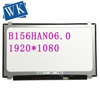 "72% NTSC IPS B156HAN06.0 HW1A HW:1A LED Screen Matrix for Laptop 15.6"" 30Pin eDP Matte 1920X1080 FHD LCD Display"