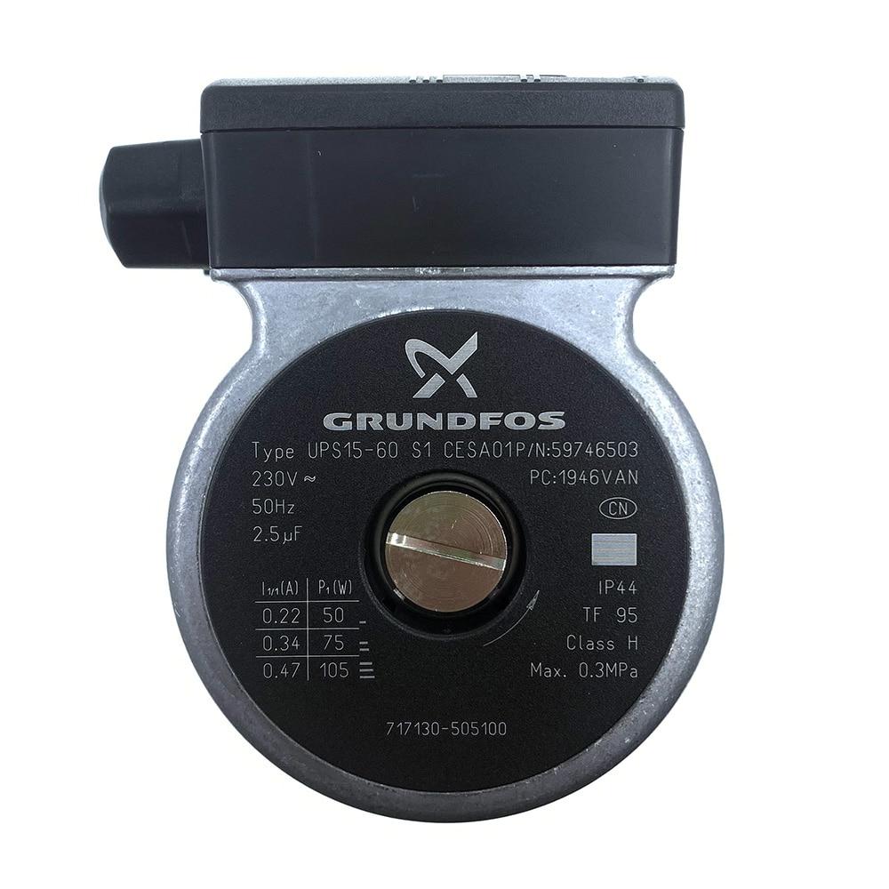 Gas Boiler Part Water Circulation Pump Motor For GRUNDFOS UPS15-60 230V 50Hz 2.5uF