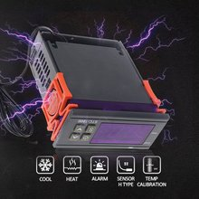 STC-1000 Dual Output LED Digital Temperature Controller Thermostat Portable Cooling Heating Thermostat