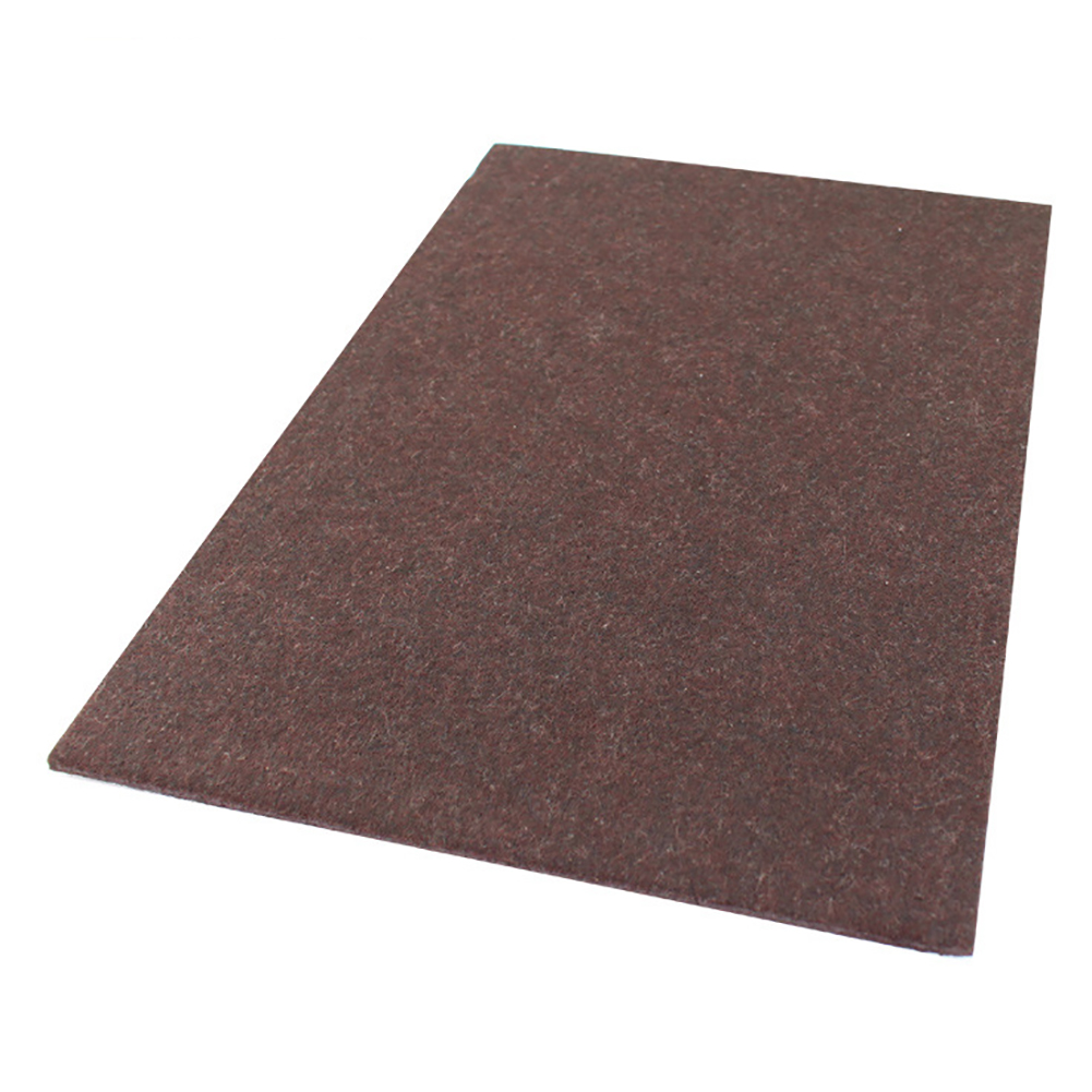 1pcs 30x21cm Self Adhesive Square Felt Pads Furniture Floor Scratch Protector DIY Furniture Accessories 4 Colors For Home