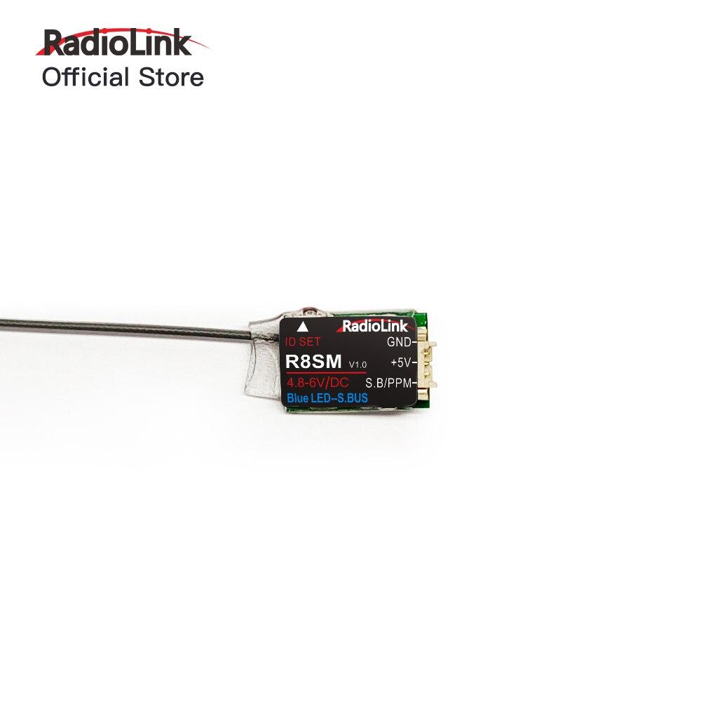 Radiolink 2.4GHz R8SM 8CH Receiver