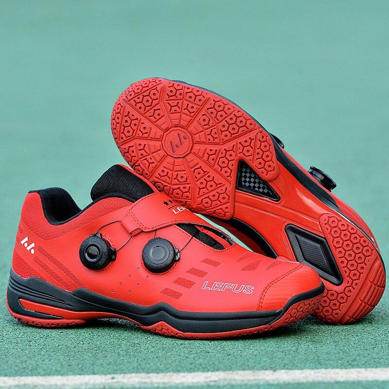 2020 zapatos de Bádminton de marca para hombres y mujeres zapatillas de voleibol profesionales al aire libre zapatos de tenis de mesa ligeros de primavera para hombres nuevos