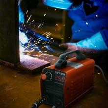 Welding-Machine Inverter Weld-Equipment ZX7-250 Electric Mma Arc Plastic-Welder Mini