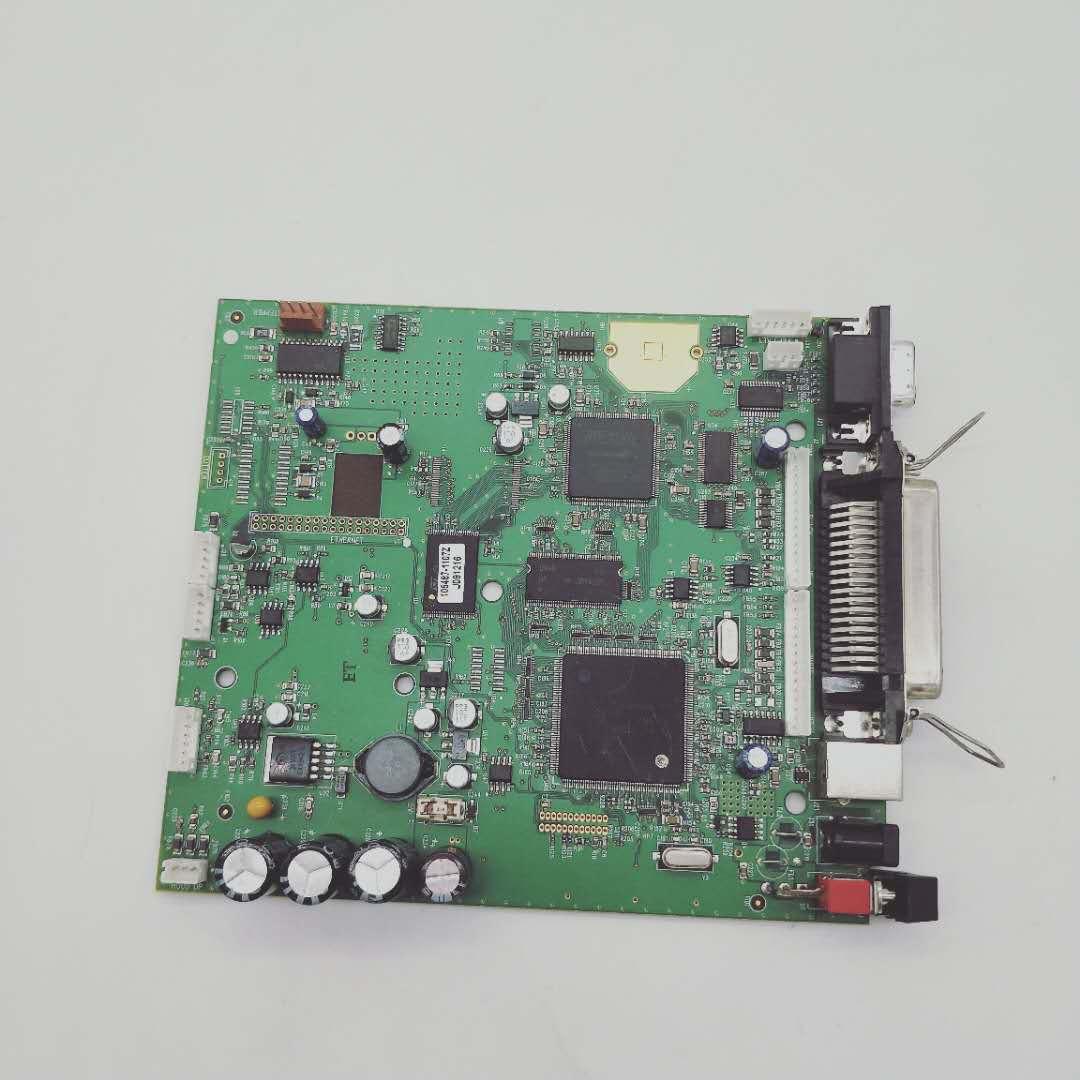 Placa do Formatador 403280-031p para Impressora Principal Interface Porta Paralela 403281-001 Zebra 2844z Lp2844-z Usb &