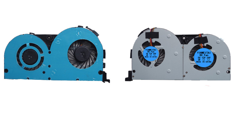 NEW FAN FOR <font><b>Lenovo</b></font> Y50-70AS Y50-70AM Y50 Y50-<font><b>50</b></font> Y50-<font><b>70</b></font> Y50-70AS-ISE COOLER DFS501105PQ0T FFGY EG60070S1-C060-S99 image