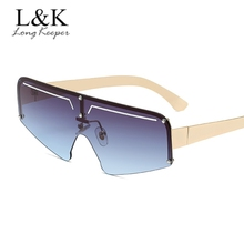 2020 New Design Flat Top Sunglasses for Men Women Luxury