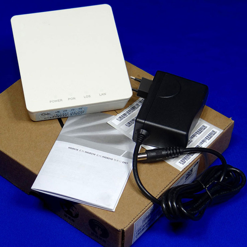 100% Original New HUA WEI HG8310M GPON 1GE ONU ONT With Single Lan Port Apply To FTTH Modes, Termina Gpon English Version