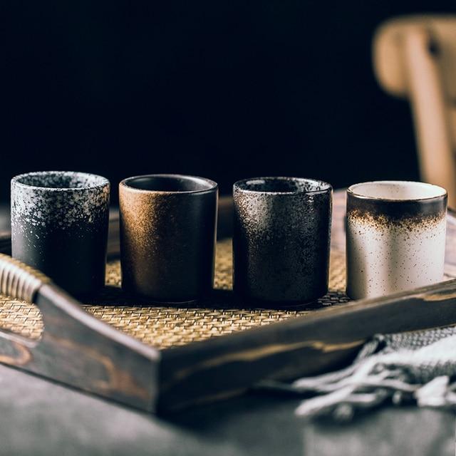 Чайная чашка RUX, керамическая, ручная роспись 2