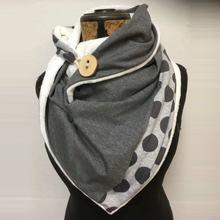 2020 новый дизайнерский брендовый женский шарф с принтом Модная