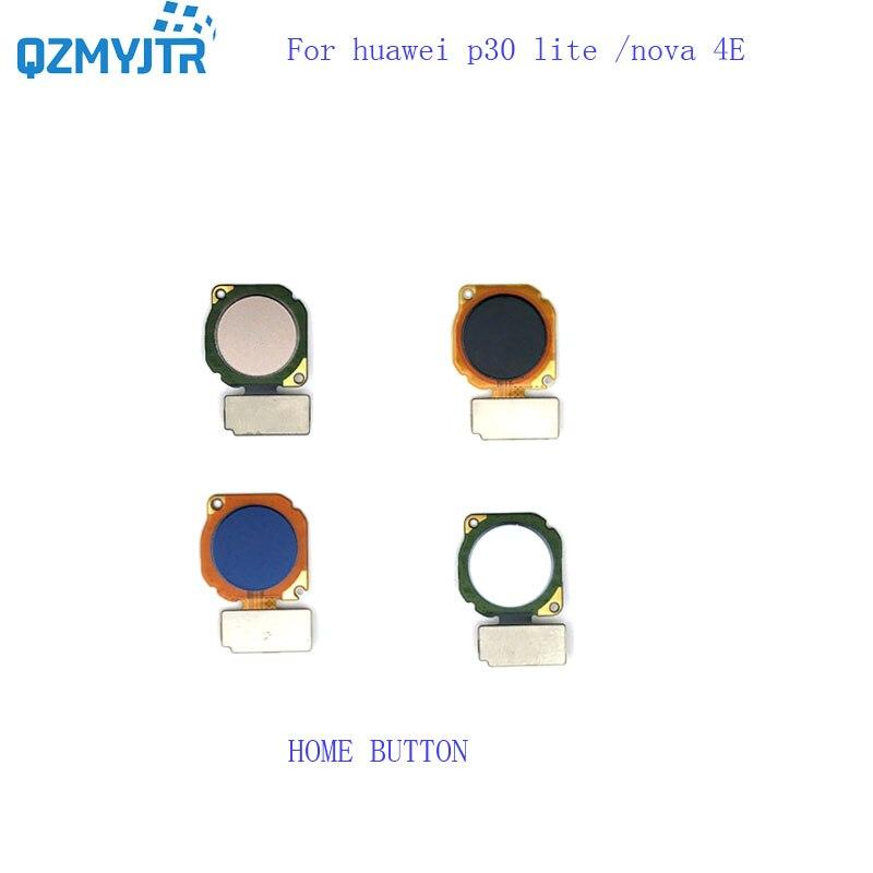 XIAOMIN Fingerprint Sensor Flex Cable Extension for Huawei Nova 4e P30 Lite Replacement